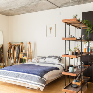 75 Beautiful Industrial Bedroom Pictures U0026 Ideas | Houzz