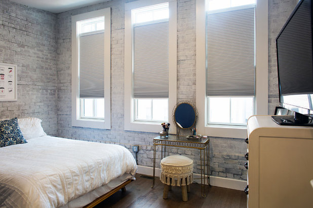 Industrial Bedroom by Parisi Images