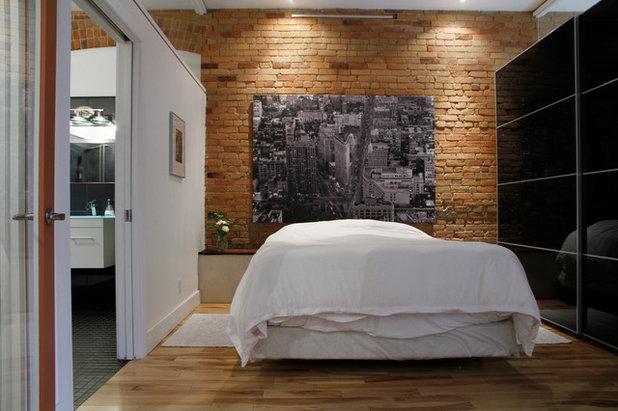 industriel chambre by esther hershcovich - Chambre Loft Industriel