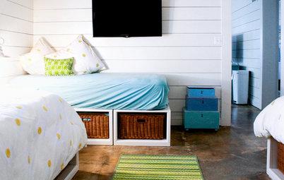 Sleep Easy: 4 Simple Steps to Maximise Under-Bed Storage