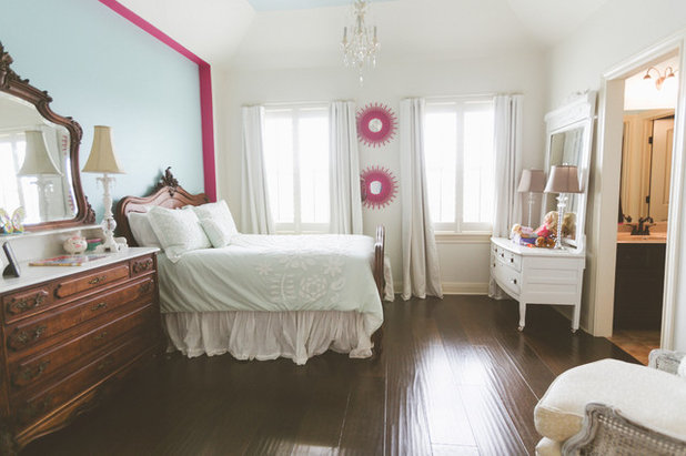 Luxury Traditional Bedroom by Heather Banks