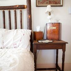 Farmhouse Bedroom by Tess Fine