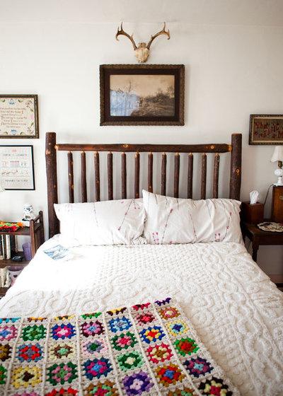 Farmhouse Bedroom by Theresa Fine