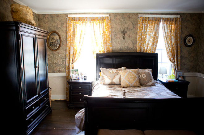 Farmhouse Bedroom by Tess Fine