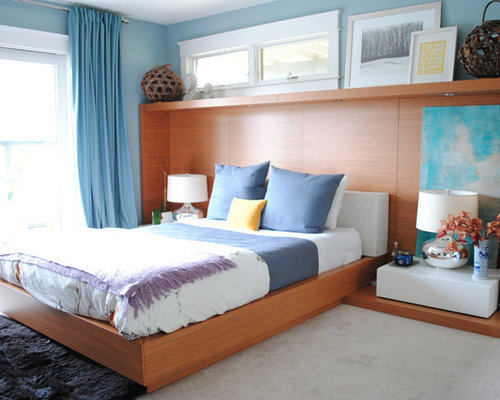 Modern Wood Bed Photos. Modern Wood Bed Ideas  Pictures  Remodel and Decor
