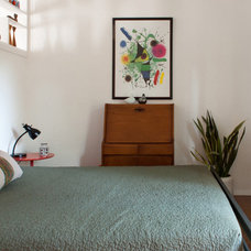 Midcentury Bedroom by Angela Flournoy