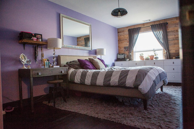 Eclectic Bedroom by Edwina Benites-LM