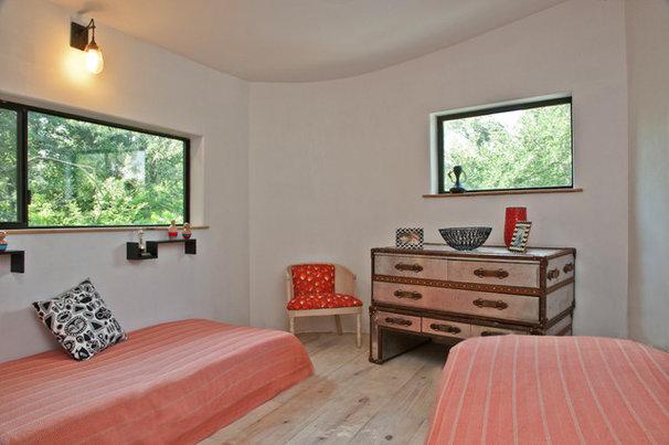 Industrial Bedroom by Sarah Natsumi Moore