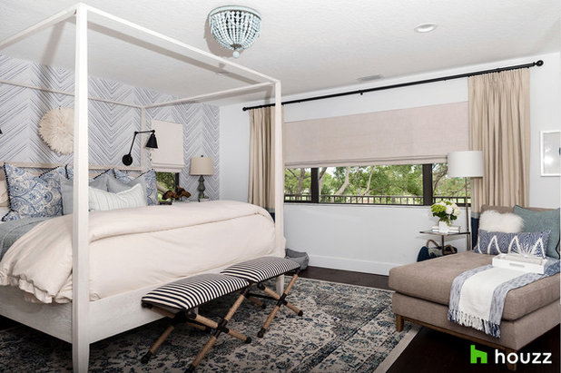 Transitional Bedroom by Motivo Home