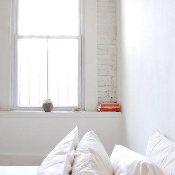 My Houzz: Kristy and Sean - Red HooMy Houzz: Serene Simplicity in Brooklynk, Bro