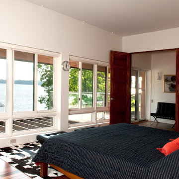 My Houzz: Lake Views Lead a Luxury Vermont Home