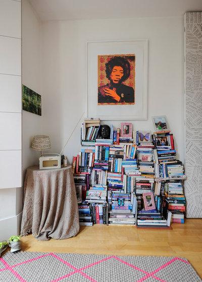 Eclectic Bedroom by Lauren Bryan Knight