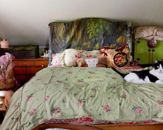 Boho Chic Bedspread Houzz