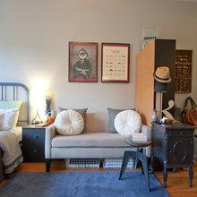 My Houzz: An Art Director's Creative Studio Flat in Manhattan