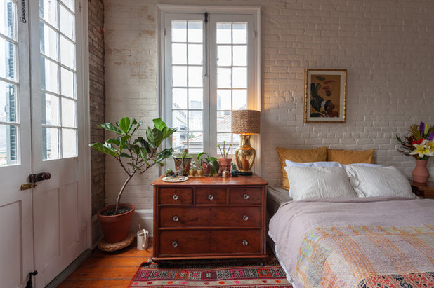 Eclectic Bedroom by Kayla Stark