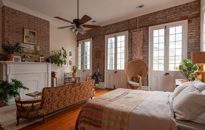 My Houzz: Lush and Lively in the French Quarter of New Orleans