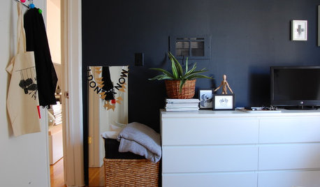 My Houzz: Clever Design Choices Create a Scandi Look on a Budget