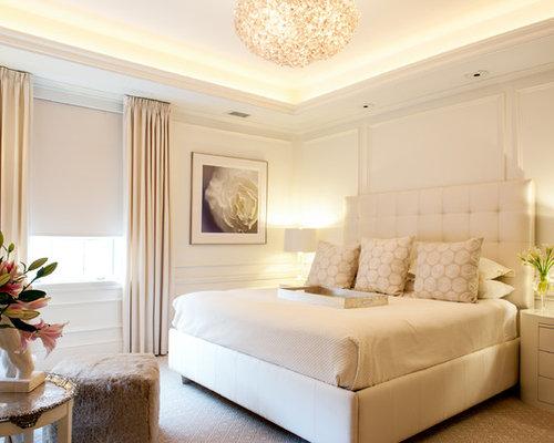 Houzz white bedrooms