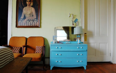 My Houzz: Creativity and Color Play in an 1890 Mississippi Home