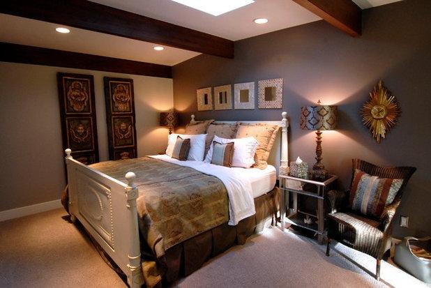 Stunning Midcentury Bedroom by Brenda Olde