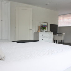 Contemporary Bedroom by Holly Marder