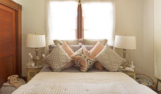 Fabulous Victorian Bedroom by Carolyn Reyes