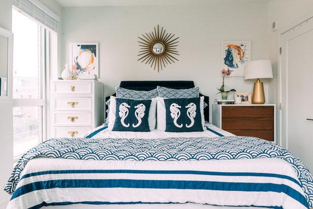 Eclectic Bedroom by Hado Photo