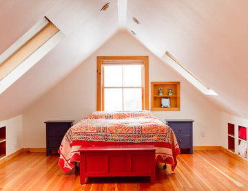My Houzz: Once a Schoolhouse and Church, Now a Home and Art Gallery