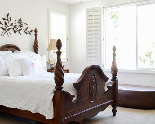 King Size Bed In Small Room small bedrooms with king-size beds | houzz