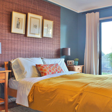 My Houzz: Paint and Pluck Revamp a Portland Ranch