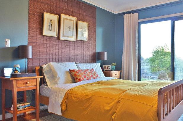 Eclectic Bedroom by Kimberley Bryan