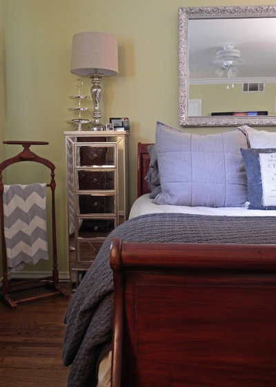 Eclectic Bedroom by Sarah Greenman
