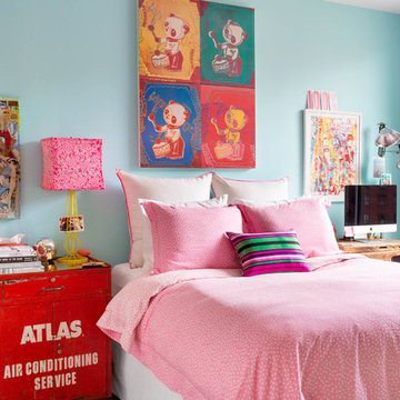 My Houzz: Patterns and Collections at Play in an NYC Apartment