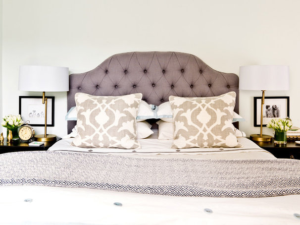 Eclectic Bedroom by Cynthia Lynn Photography