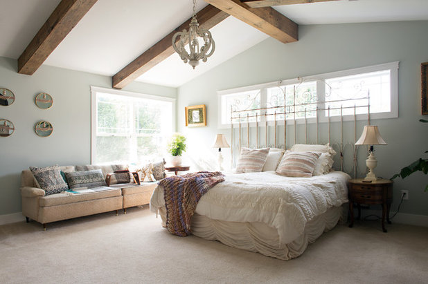 Farmhouse Bedroom by Parisi Images