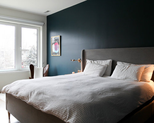 skandinavische schlafzimmer ideen design bilder houzz. Black Bedroom Furniture Sets. Home Design Ideas