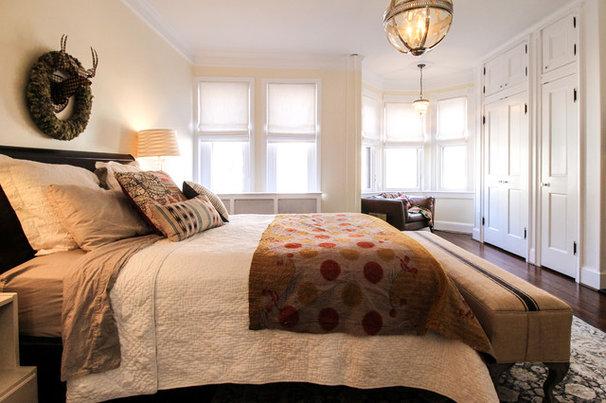 Transitional Bedroom By Michaela Dodd