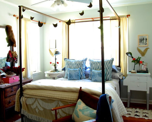 Whimsical Bedroom Home Design Ideas Pictures Remodel And