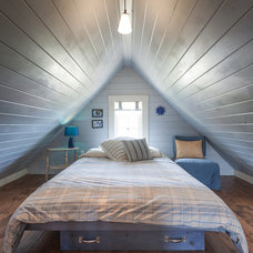 Beach Style Bedroom by Becki Peckham
