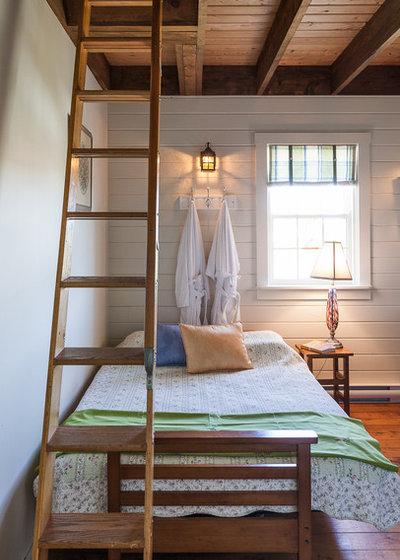 Coastal Bedroom by Becki Peckham
