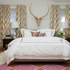 Eclectic Bedroom by Angela Flournoy