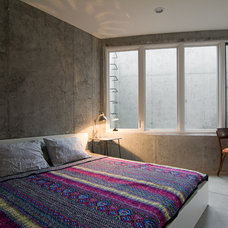 Contemporary Bedroom by Lucy Call