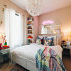 My Houzz: A Vibrant and Cozy Apartment in Washington, D.C.