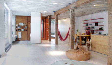 White and Bright Transformation of a Central London Loft