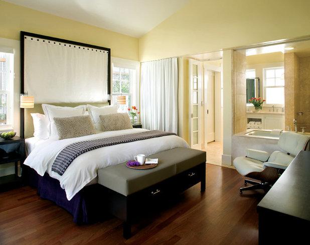 Farmhouse Bedroom by The Carneros Inn