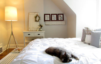 My Houzz: Youthful Freshness for a Traditional Toronto Home