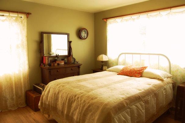 Eclectic Bedroom by Lola Nova