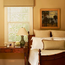 Traditional Bedroom by Amy Vermillion Interiors LLC