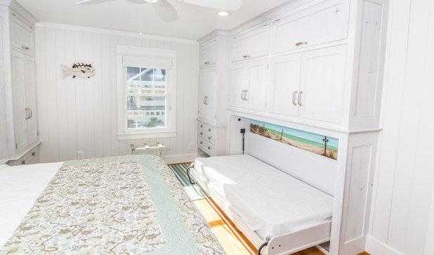 Beach Style Bedroom by CRG Companies