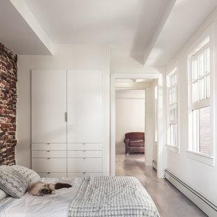 Camera da letto moderna Boston - Foto e Idee per Arredare